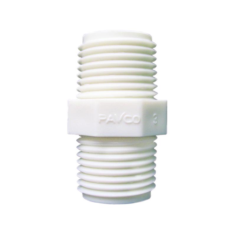 NIPLE 1/2 ROSCADO PVC PAV...