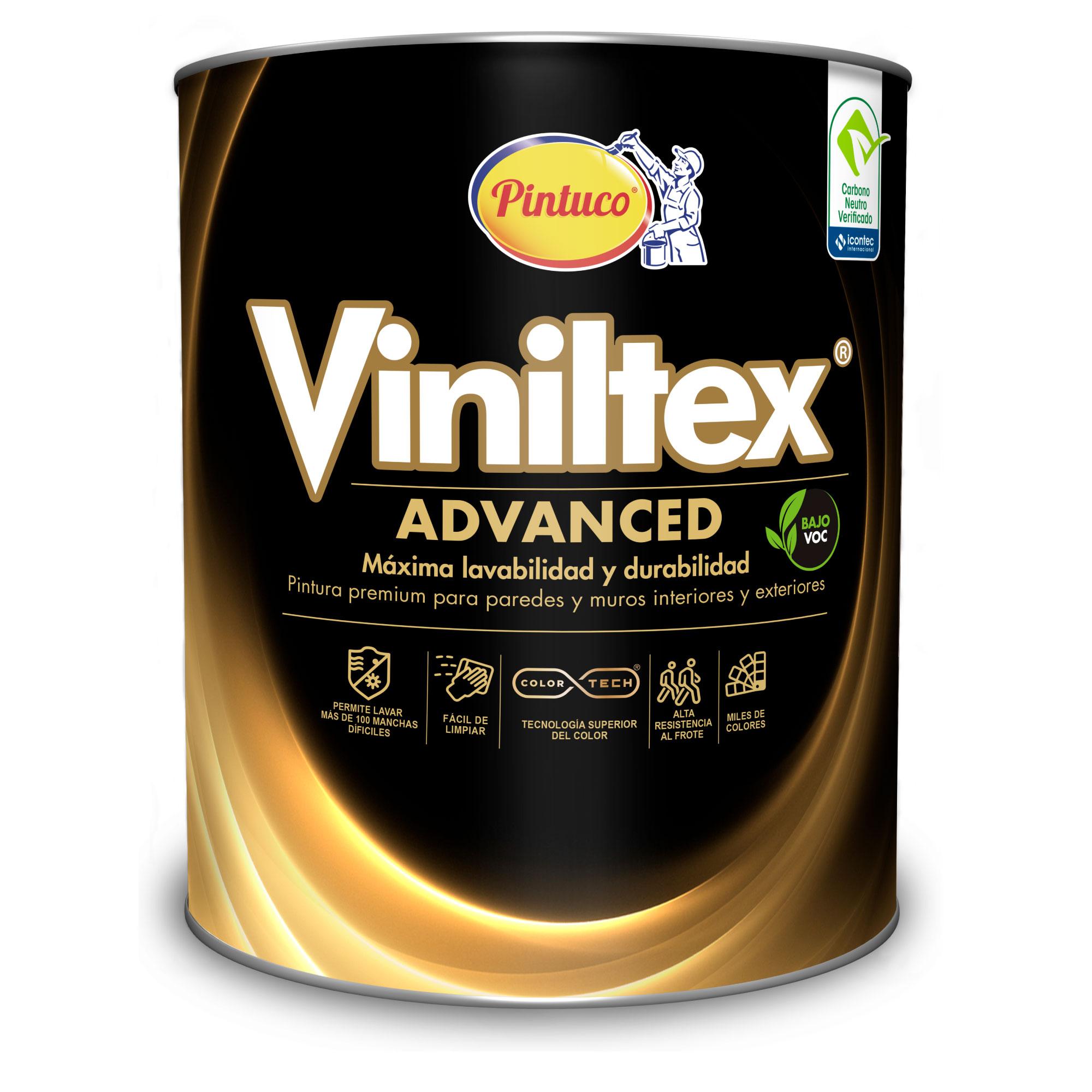 VINILTEX AMARILLO VIVO 15...